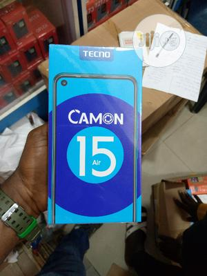 New Tecno Camon 15 Air 64 GB Black | Mobile Phones for sale in Lagos State, Ikeja