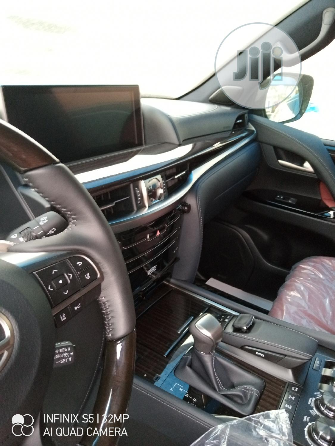New Lexus LX 2020 570 Two-Row   Cars for sale in Ikeja, Lagos State, Nigeria