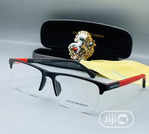 Emporio Armani Glasses for Men's | Clothing Accessories for sale in Lagos State, Lagos Island (Eko)