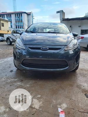 Ford Fiesta 2011 SE Gray   Cars for sale in Abuja (FCT) State, Gwarinpa