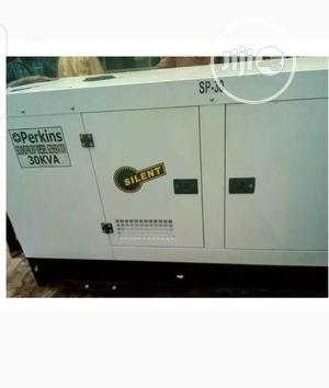 Perkins 30kva Soundproof Diesel Generator- 30kva   Electrical Equipment for sale in Jigawa State, Dutse-Jigawa