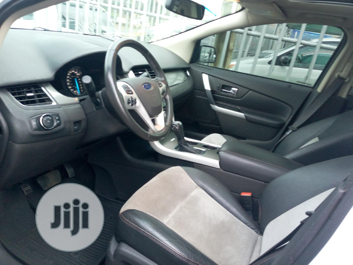 Ford Edge 2013 White | Cars for sale in Ikeja, Lagos State, Nigeria
