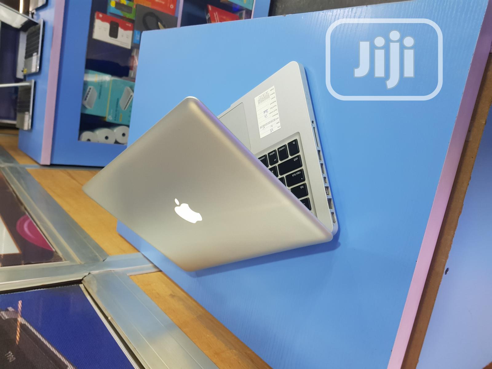 Laptop Apple MacBook Pro 4GB Intel Core i5 HDD 500GB | Laptops & Computers for sale in Enugu / Enugu, Enugu State, Nigeria