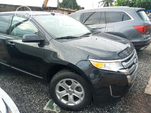 Ford Edge SE 4dr AWD (3.5L 6cyl 6A) 2013 Black | Cars for sale in Lagos State, Ikeja