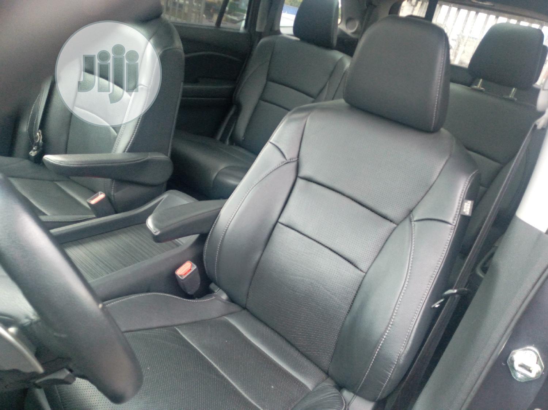 Honda Pilot 2014 Gray   Cars for sale in Ikeja, Lagos State, Nigeria