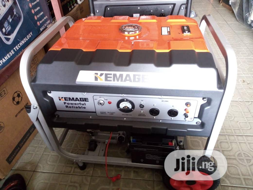 10kva Kemage Petrol Gen Set Wit 100%Copper Coil Is Available
