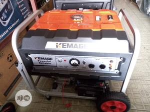 10kva Kemage Petrol Gen Set Wit 100%Copper Coil Is Available | Electrical Equipment for sale in Rivers State, Port-Harcourt