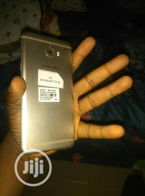 New Samsung Galaxy C7 Pro 64 GB Gold | Mobile Phones for sale in Akwa Ibom State, Eket