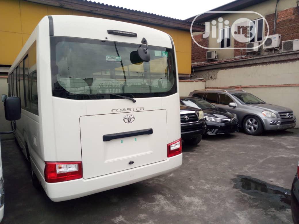 Toyota Coaster Bus   Buses & Microbuses for sale in Apapa, Lagos State, Nigeria