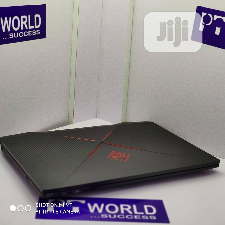 Laptop HP Omen 15 8GB Intel Core I7 SSHD (Hybrid) 1T
