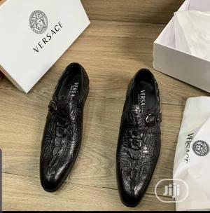 Crocs Skin Versace Coperate Shoe   Shoes for sale in Lagos State, Lagos Island (Eko)