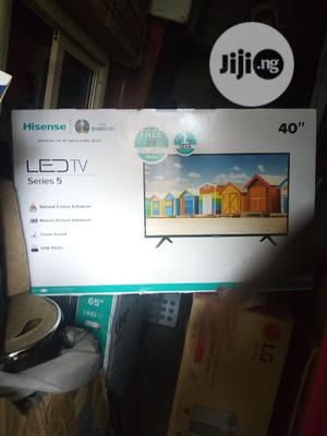 Brand New Hisense Television | TV & DVD Equipment for sale in Lagos State, Ojo