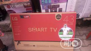 43 Inches Original LG Led Smart TV   TV & DVD Equipment for sale in Lagos State, Ojo