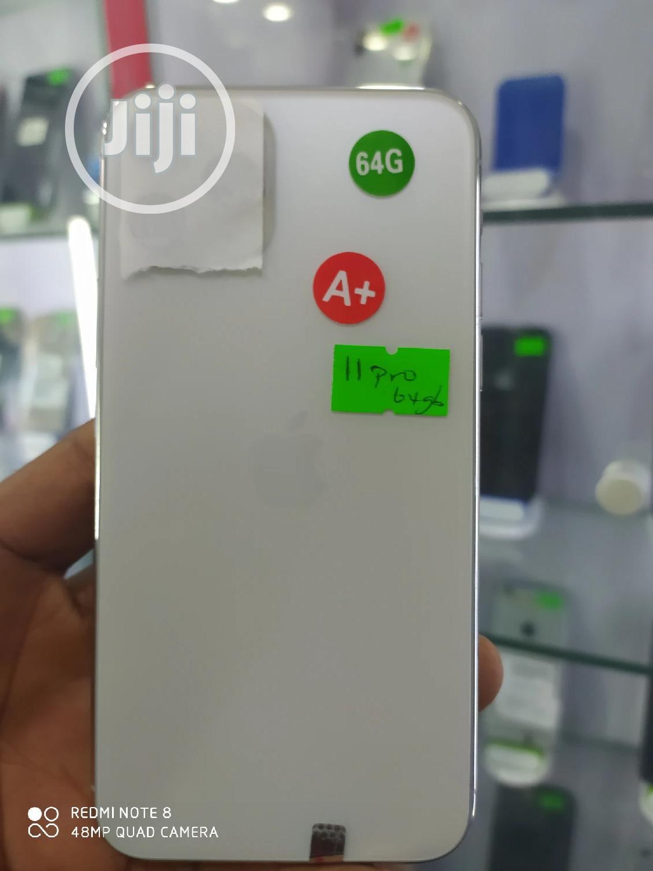 Apple iPhone 11 Pro Max 64 GB White | Mobile Phones for sale in Ikeja, Lagos State, Nigeria