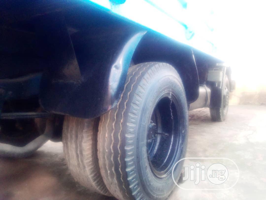 Toyota Dyna 2002 White   Trucks & Trailers for sale in Ikeja, Lagos State, Nigeria