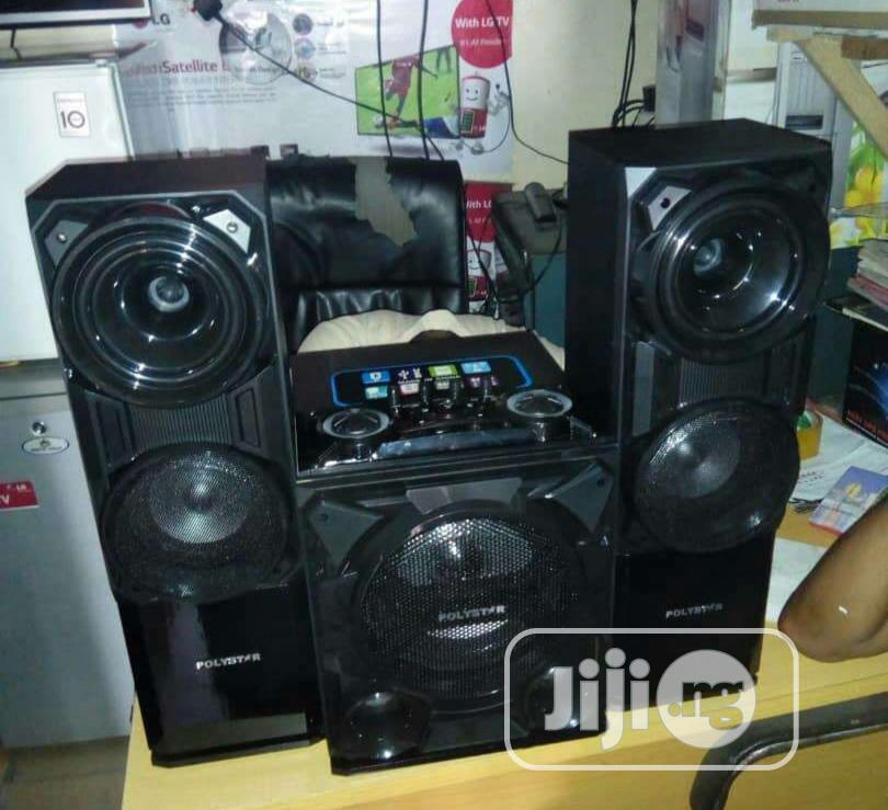 Archive: New Polystar DVD ( 2500w )Home Theater Set With Bluetooth