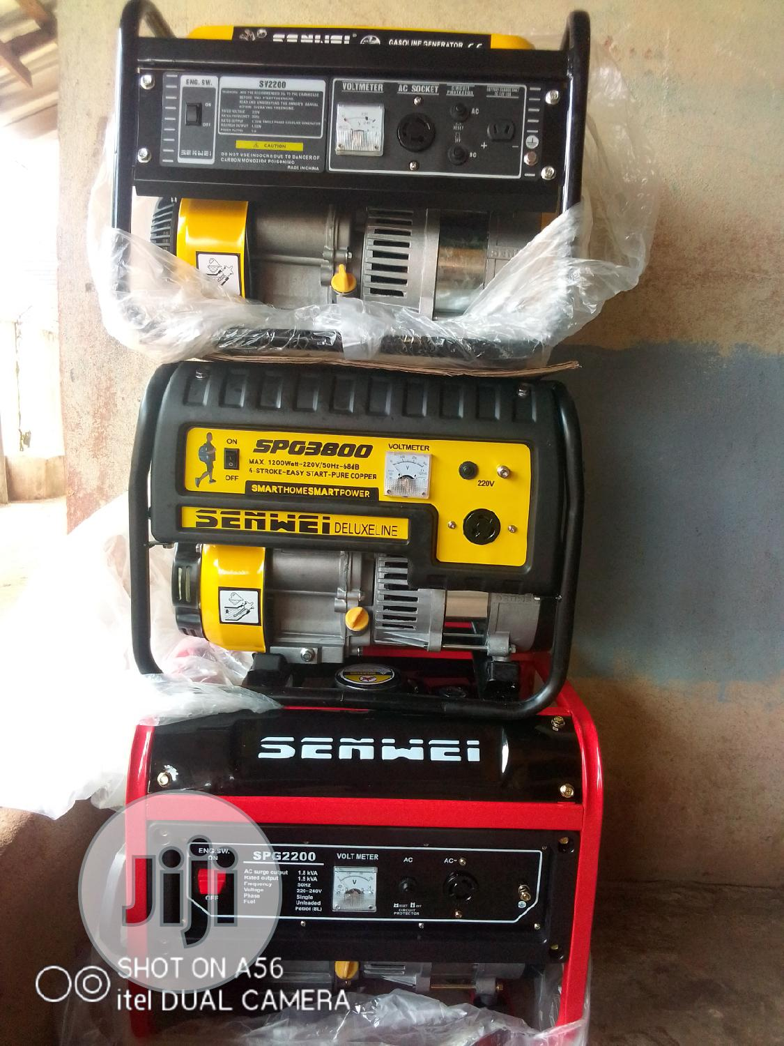Portable Generators | Electrical Equipment for sale in Ika North East, Delta State, Nigeria