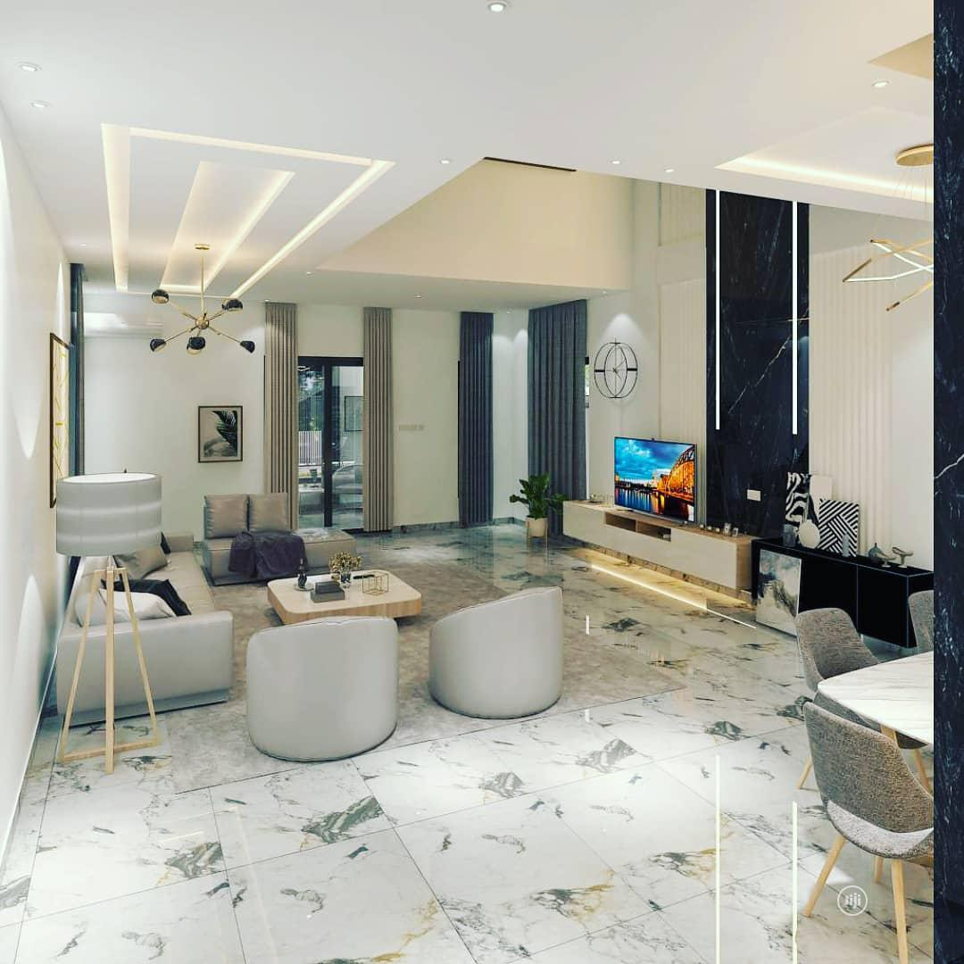 A Beautiful New 6 Bedroom Smart House You Can Control With Ur Phone