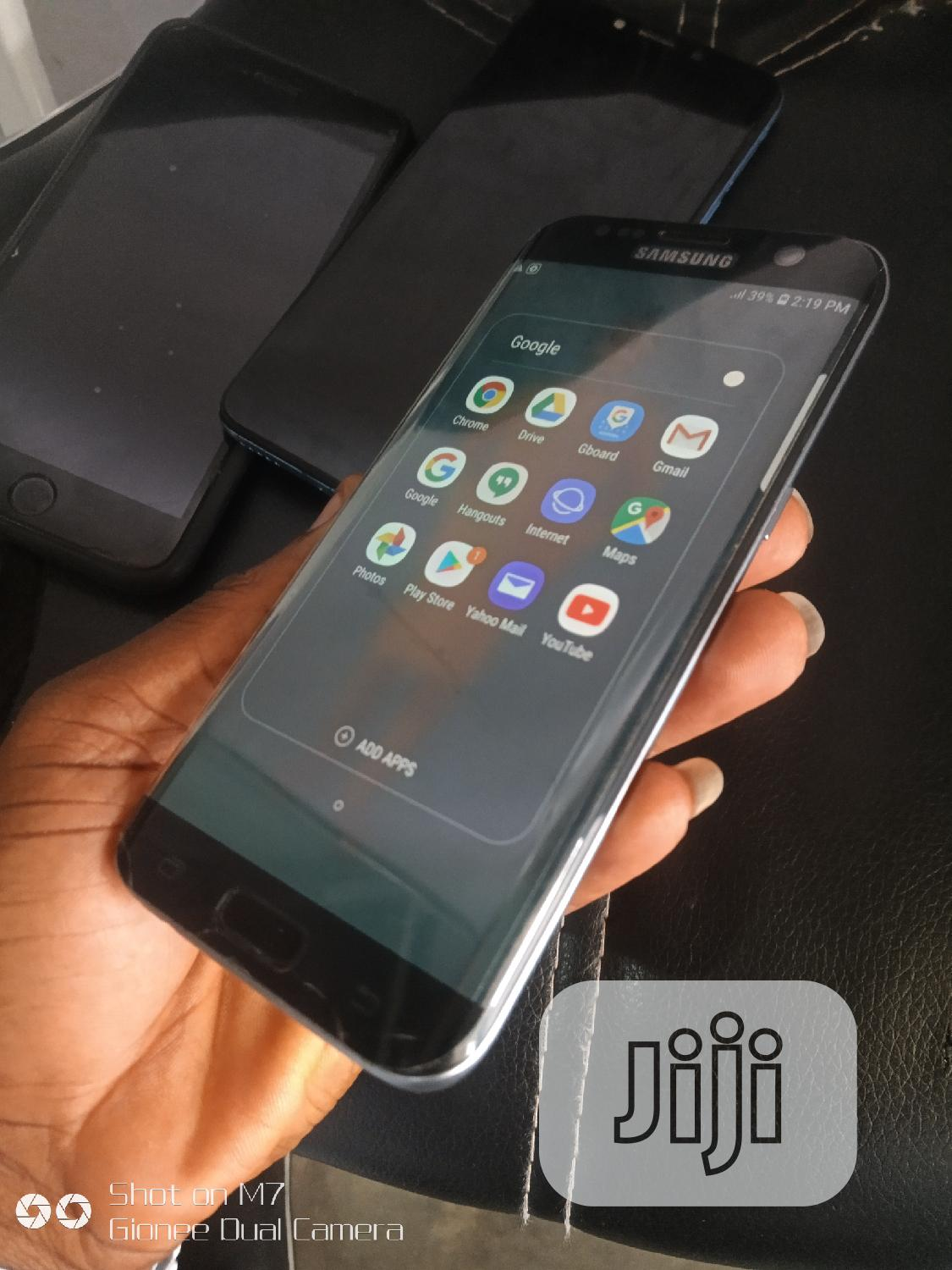 Samsung Galaxy S7 edge 32 GB Black | Mobile Phones for sale in Wuse, Abuja (FCT) State, Nigeria