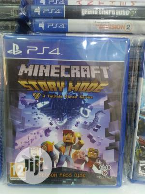 Minecraft Story Mode   Video Games for sale in Abuja (FCT) State, Gwarinpa