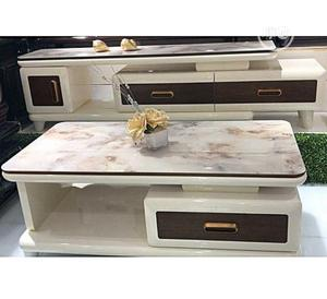Quality TV Stand And Center Table | Furniture for sale in Lagos State, Lagos Island (Eko)