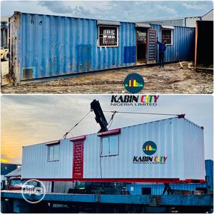 Caravan / Portacabin Office Accommodation Units Available. | Manufacturing Equipment for sale in Rivers State, Port-Harcourt