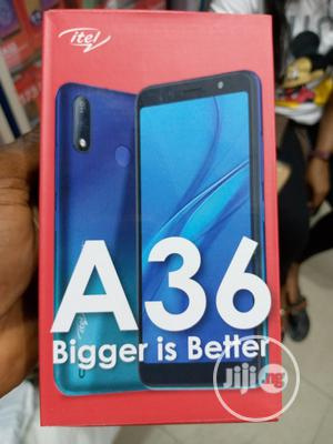 New Itel A36 16GB Blue | Mobile Phones for sale in Lagos State, Ikeja