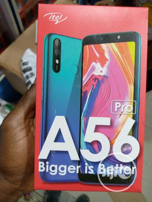 New Itel A56 Pro 32 GB Gray | Mobile Phones for sale in Lagos State, Ikeja
