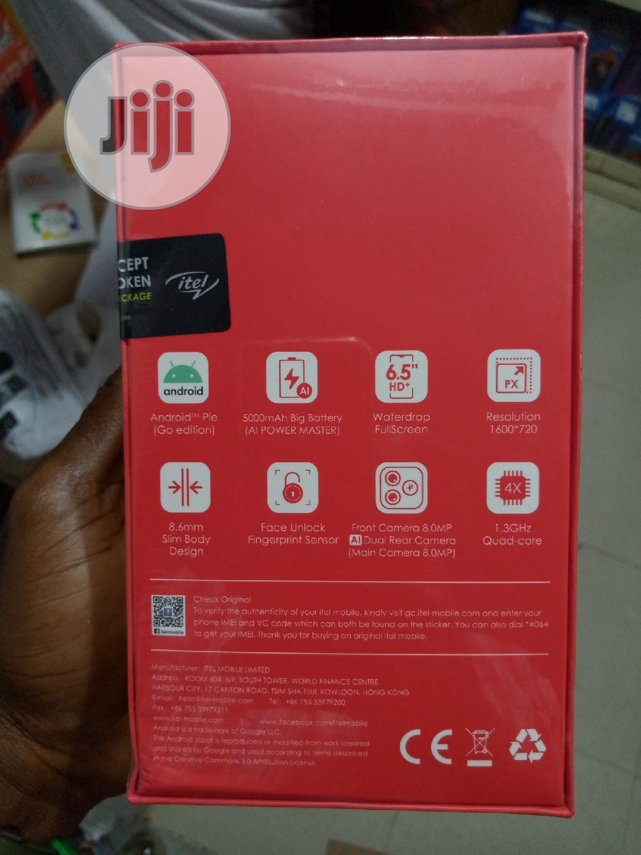 New Itel P36 16 GB Black   Mobile Phones for sale in Ikeja, Lagos State, Nigeria