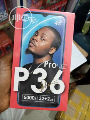 New Itel P36 Pro 32 GB Black | Mobile Phones for sale in Lagos State, Ikeja