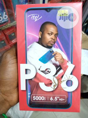 New Itel P36 32 GB Blue | Mobile Phones for sale in Lagos State, Ikeja