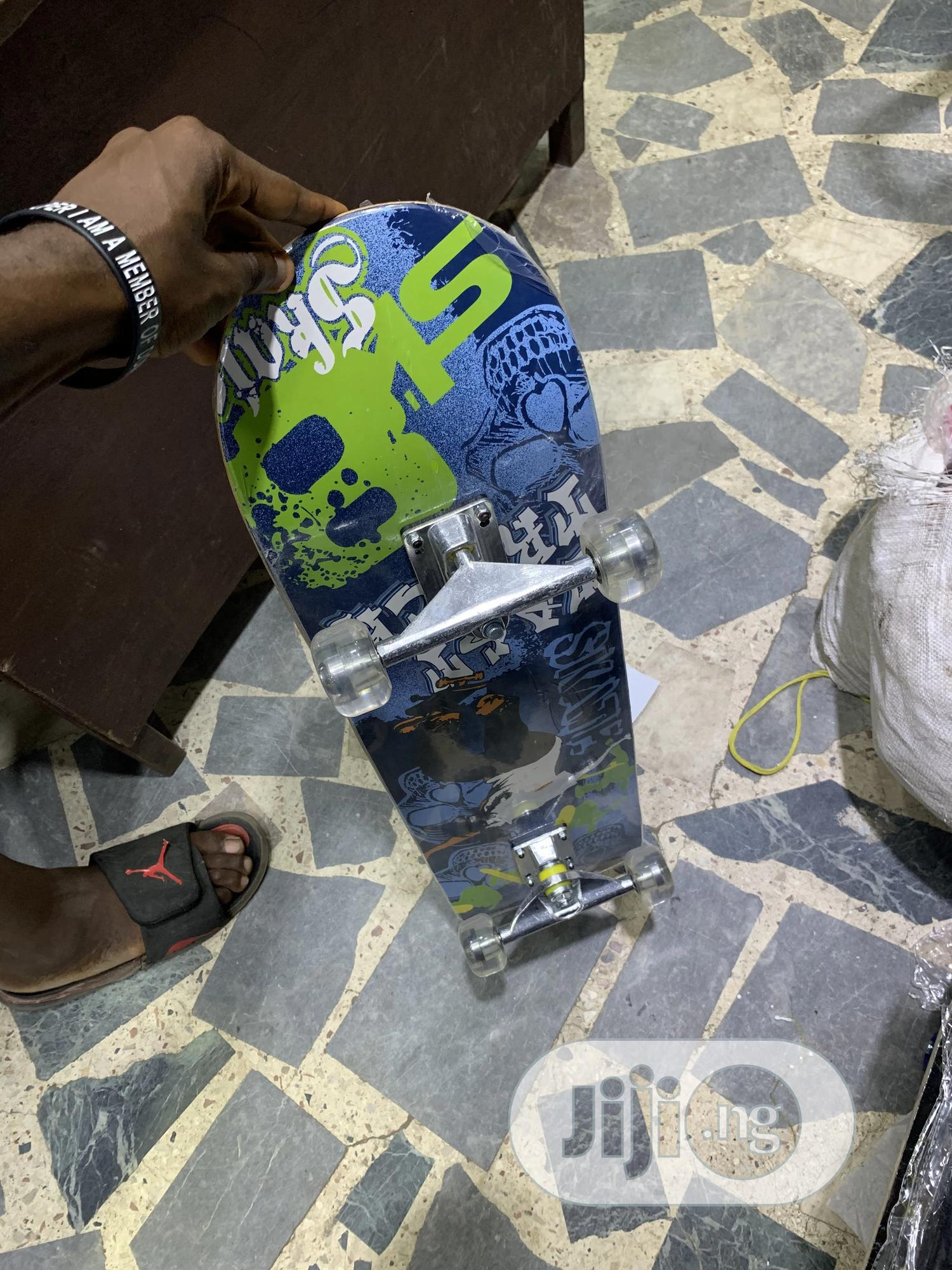 Adult Professional Skateboard | Sports Equipment for sale in Agege, Lagos State, Nigeria