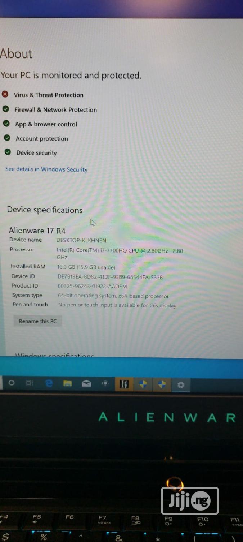 Archive: Laptop Alienware M17x R2 16GB Intel Core i7 SSHD (Hybrid) 1T