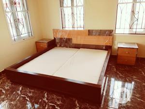 6ft X 6ft 3D Frame Bedframe | Furniture for sale in Lagos State, Alimosho