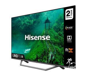 "Direct } Hisense 65""Inch UHD 4K Series7 Smart- Netflix"" Wifi   TV & DVD Equipment for sale in Lagos State, Eko Atlantic"