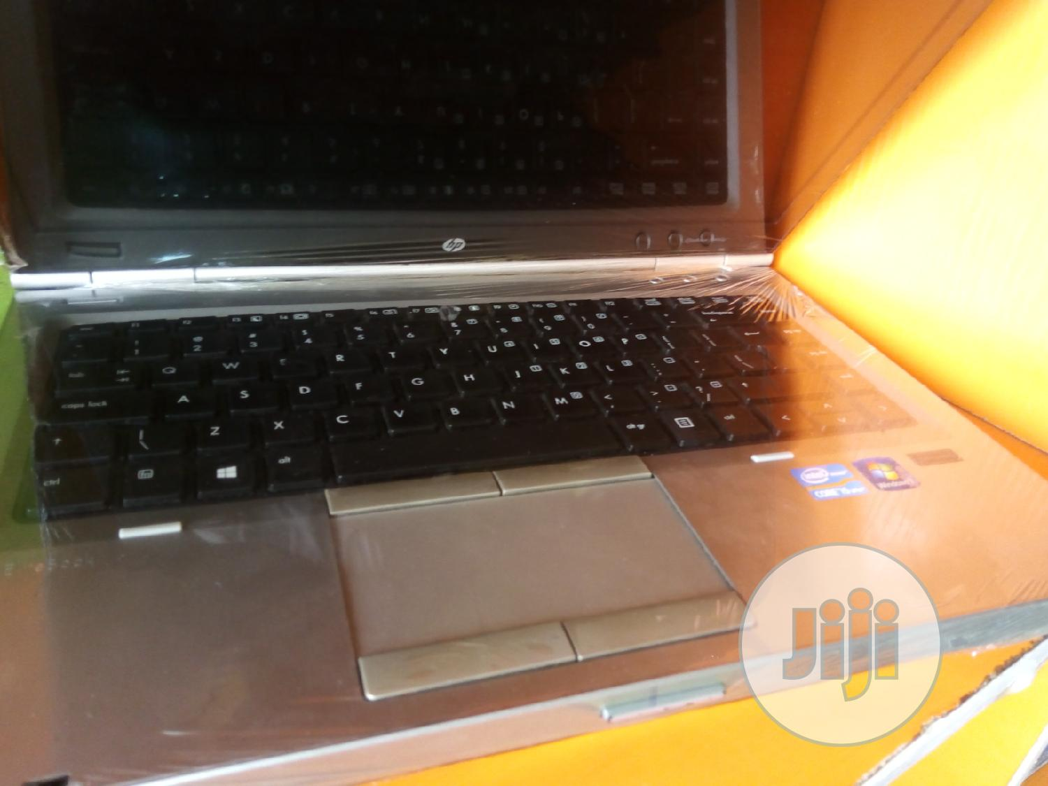 Laptop HP EliteBook 8460P 4GB Intel Core i5 HDD 500GB | Laptops & Computers for sale in Mushin, Lagos State, Nigeria