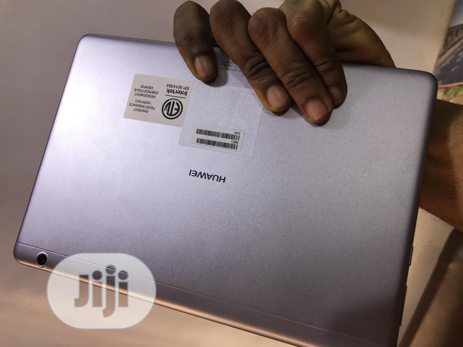 Huawei MediaPad T3 10 32 GB Gray | Tablets for sale in Ikeja, Lagos State, Nigeria