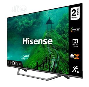 "New Hisense 65"" UHD 4K TV Series 7smart ""Netflix""WI-FI   TV & DVD Equipment for sale in Lagos State, Ojo"