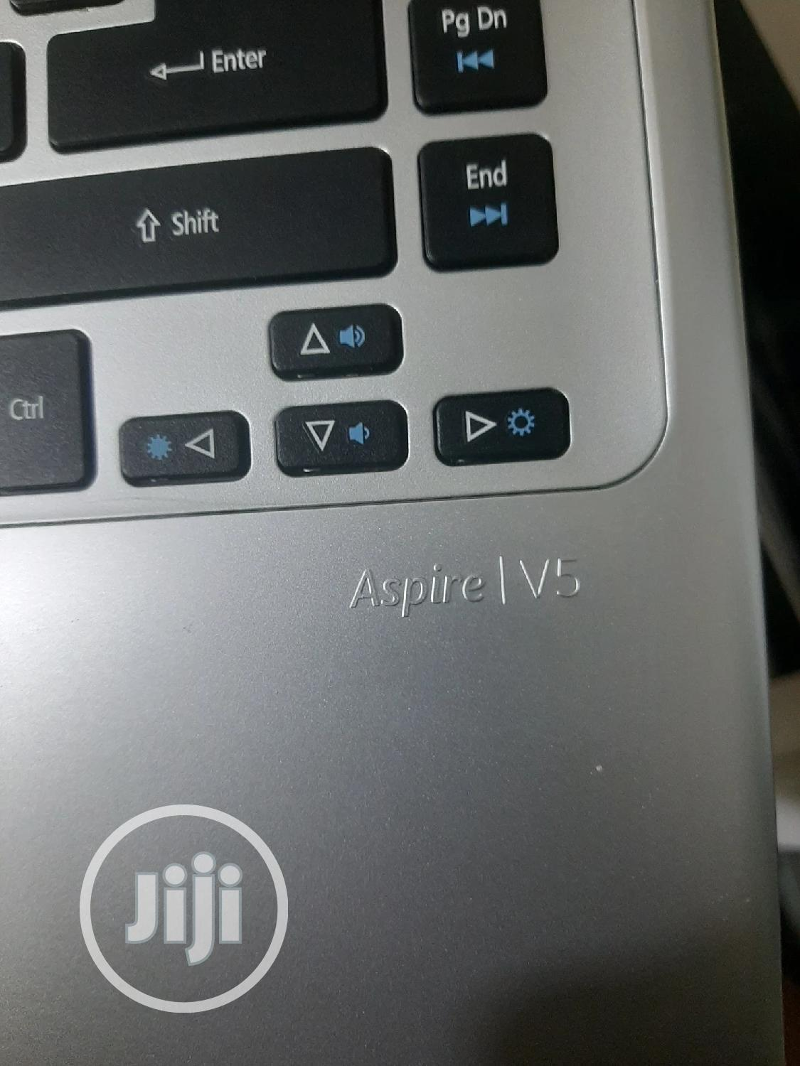 Laptop Acer Aspire V5-431 8GB Intel Core i5 HDD 500GB   Laptops & Computers for sale in Ikeja, Lagos State, Nigeria