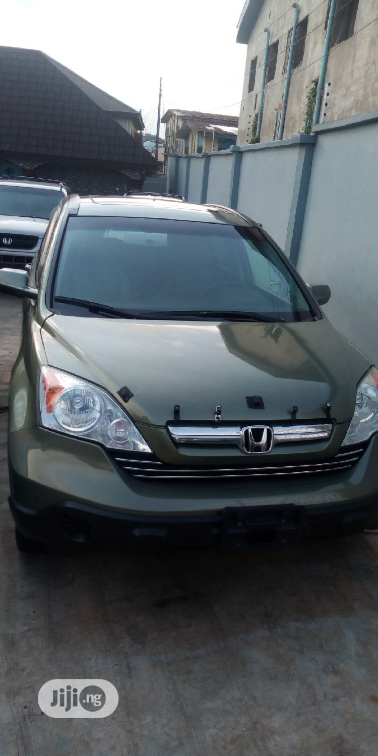 Archive: Honda CR-V 2008 2.0 RVSi Green