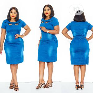 New Female Quality Jean Gown   Clothing for sale in Lagos State, Lagos Island (Eko)