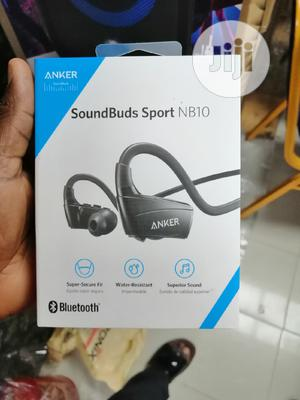 Anker Soundbud Sport NB10 Bluetooth Headphone   Headphones for sale in Lagos State, Ikeja