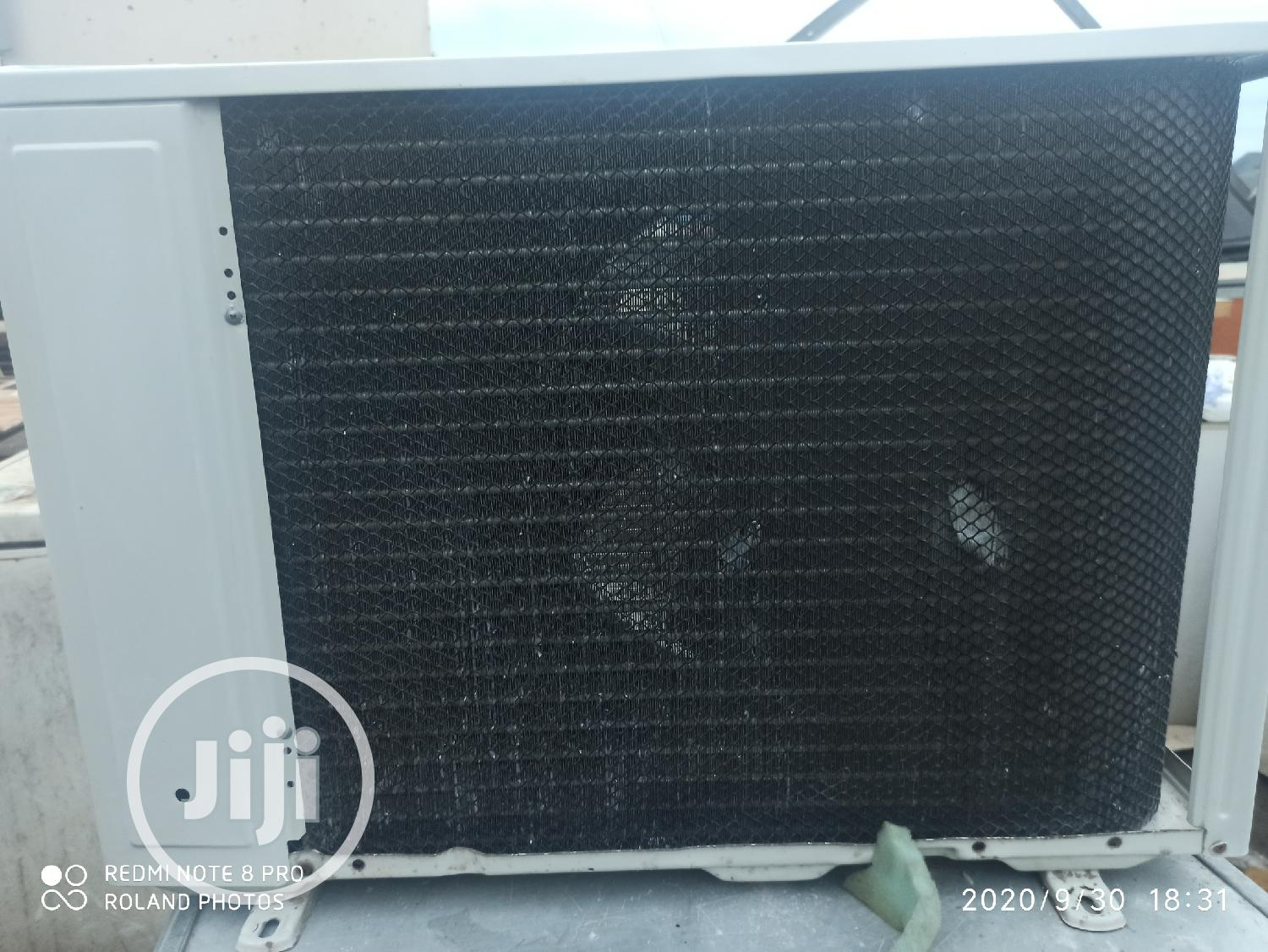 Archive: 1.5 Hp A.C Working Perfectly With No Issues.
