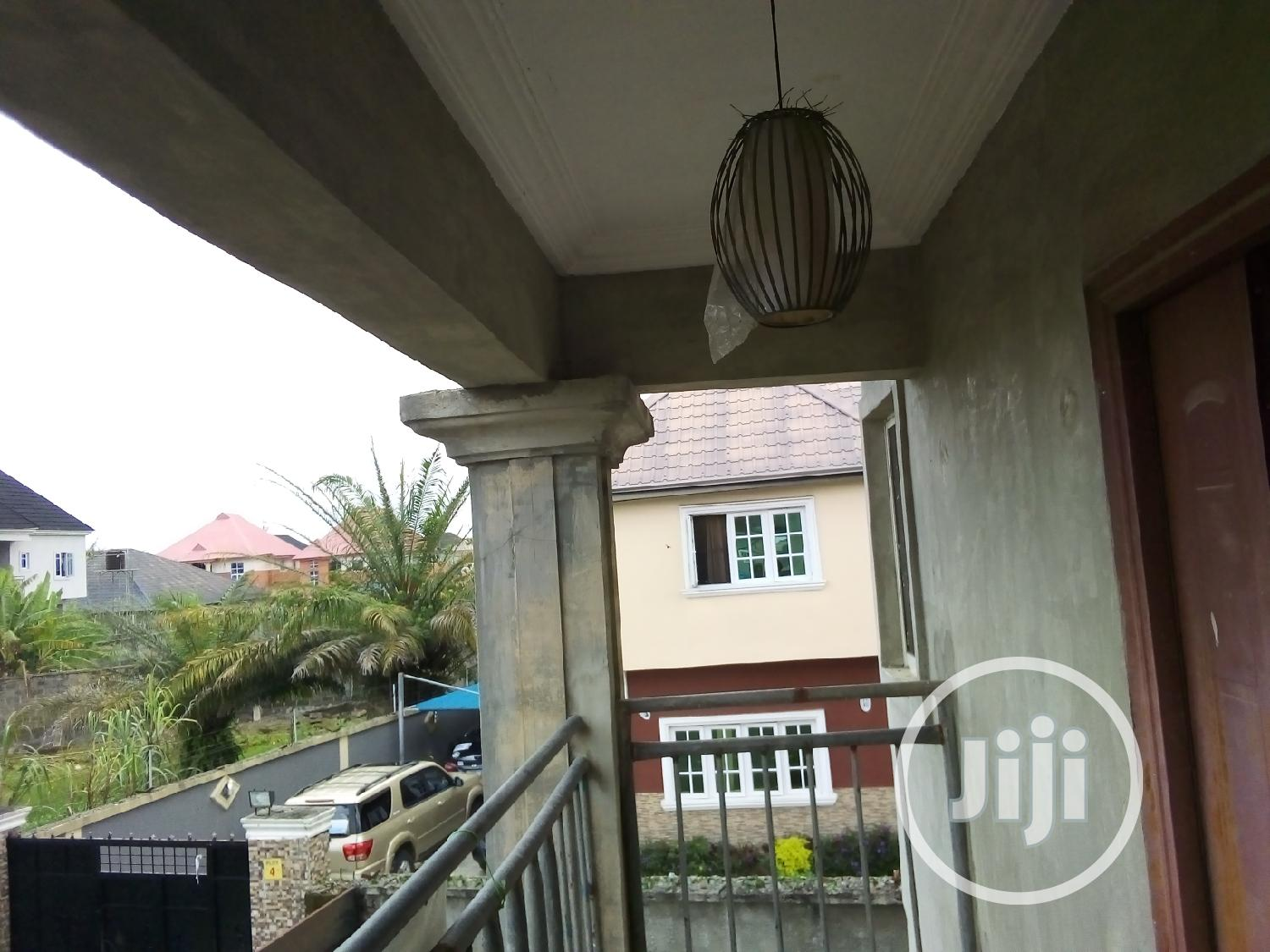 4 Bedroom Semi Detached Duplex With A Room BQ For Sale N20m