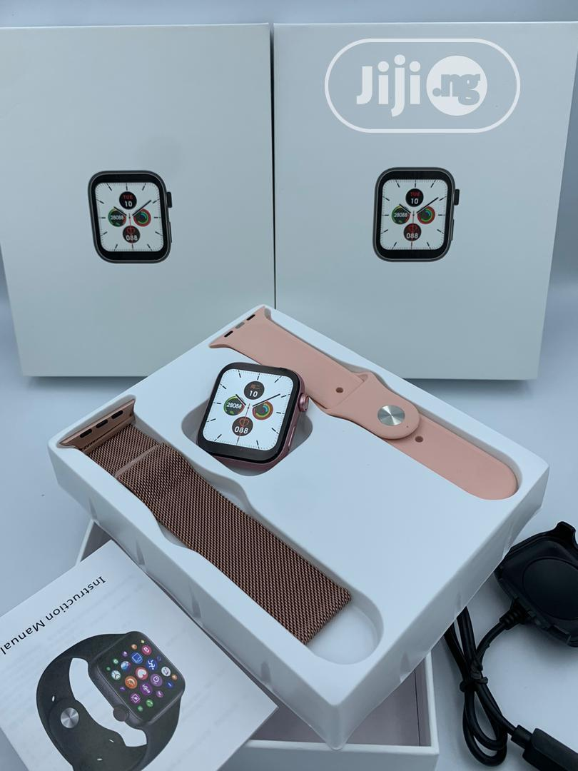 I Watch Series 6 Pro Clone | Smart Watches & Trackers for sale in Lagos Island (Eko), Lagos State, Nigeria