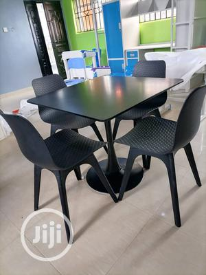 Super Quality Set of Restaurant/Dinning Table With 4 Chairs   Furniture for sale in Abuja (FCT) State, Kubwa