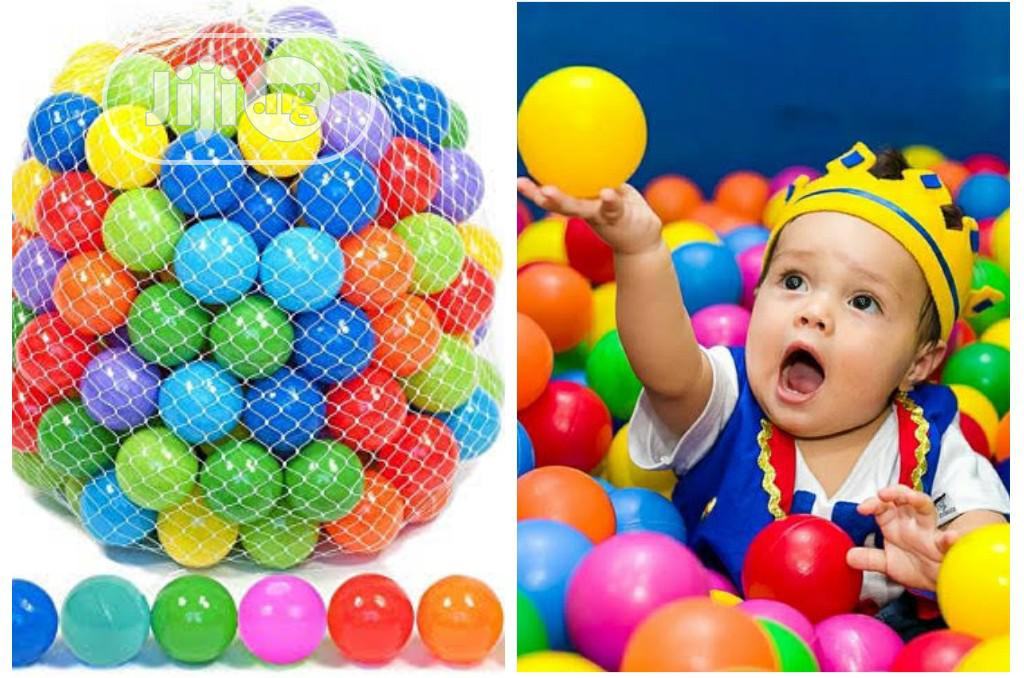 Ball Pit Ball for Children (50 in a Pack)