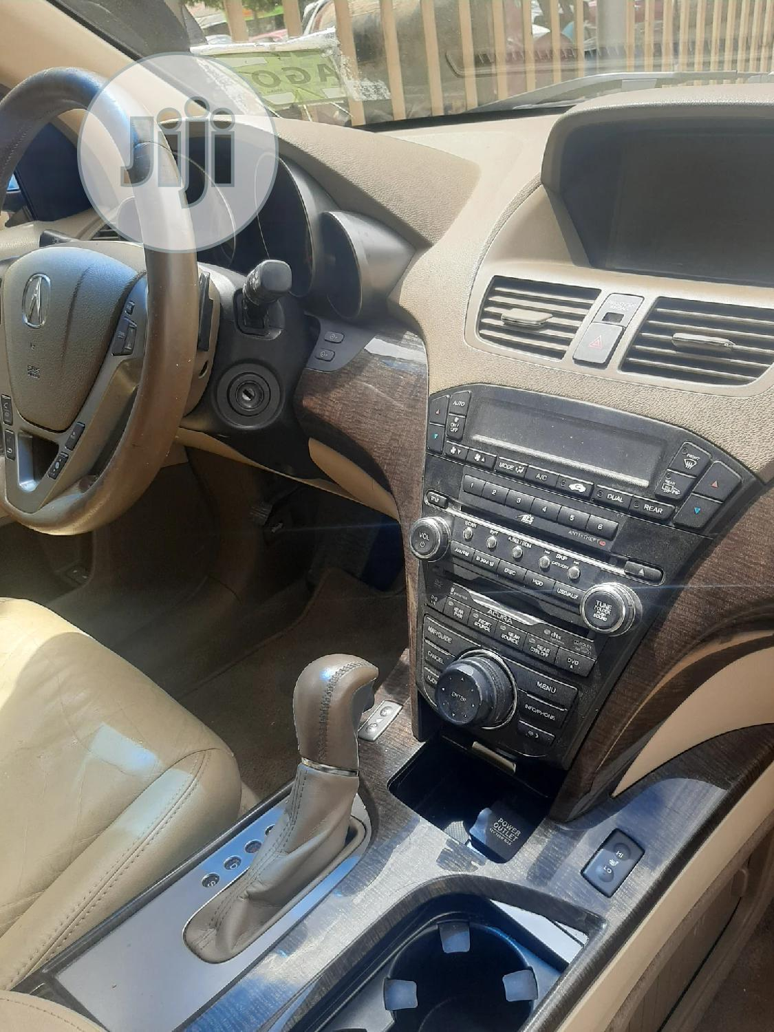 Acura MDX 2010 Red | Cars for sale in Ipaja, Lagos State, Nigeria