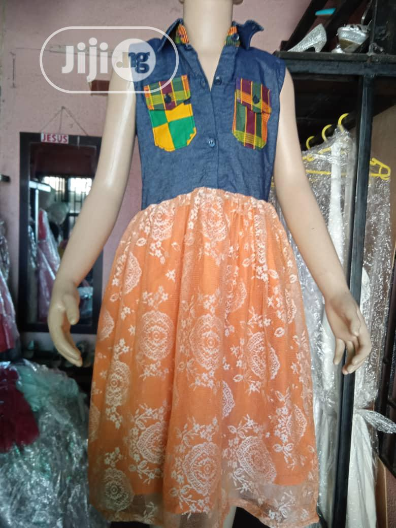 Girls Dresses and Gowns   Children's Clothing for sale in Ikeja, Lagos State, Nigeria