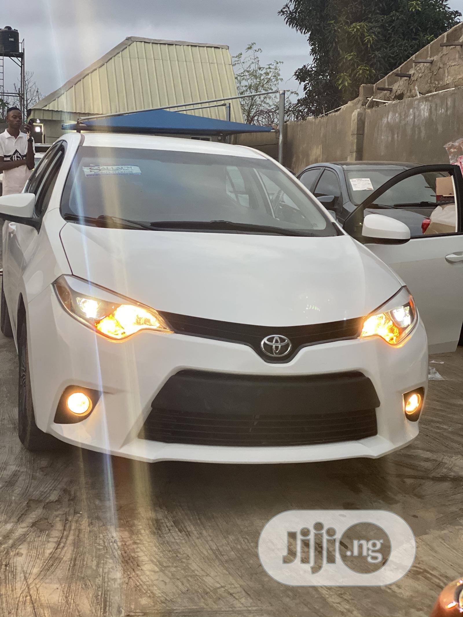 Toyota Corolla 2015 White In Ibadan Cars Adeyinka Adebimpe Jiji Ng For Sale In Ibadan Buy Cars From Adeyinka Adebimpe On Jiji Ng